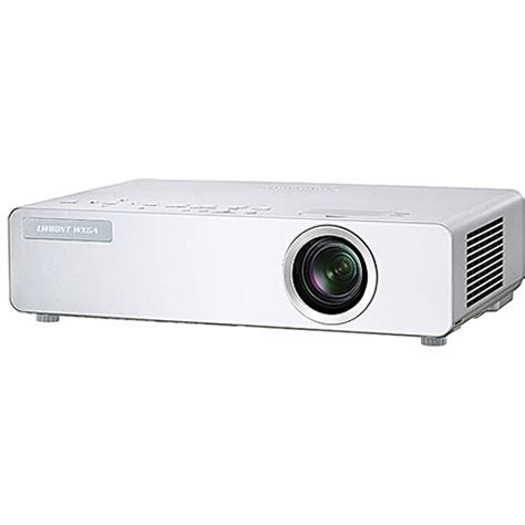 panasonic pt lw80ntu widescreen wireless lcd projector