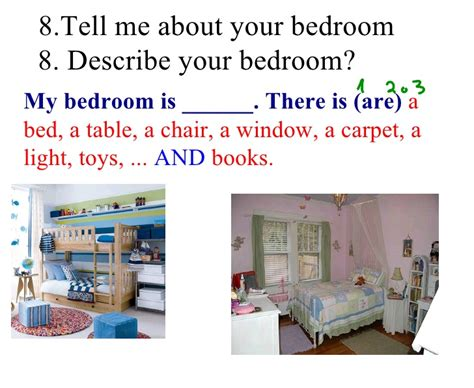 description of bedroom describe your bedroom photos and video