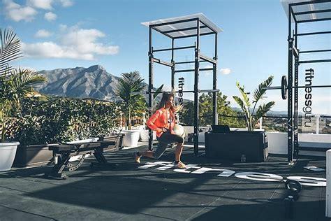 pin  erin mcshane  industrial loft gym home home gym