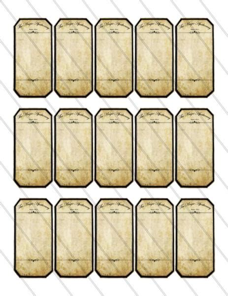 blank printable jar labels images of antique price tags and lables bottle jar