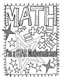 math doodle ideas math and reading doodle coloring pages free can be