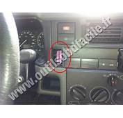 OBD2 Connector Location In Volkswagen Transporter T4 1990