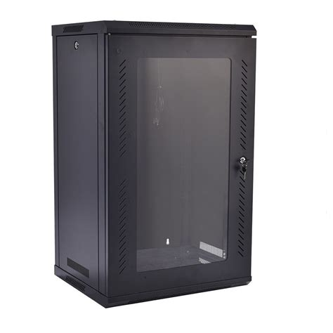 wall mount rack enclosure server cabinet 15u wall mount server data cabinet enclosure rack