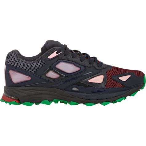 lyst adidas by raf simons response 1 sneakers in purple for
