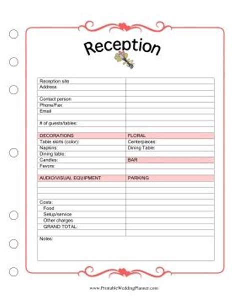 printable wedding dj checklist 56 best images about wedding planner on pinterest free