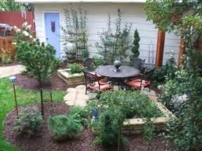 Backyard Creations Desert Pines Table Small Yards Big Designs Diy