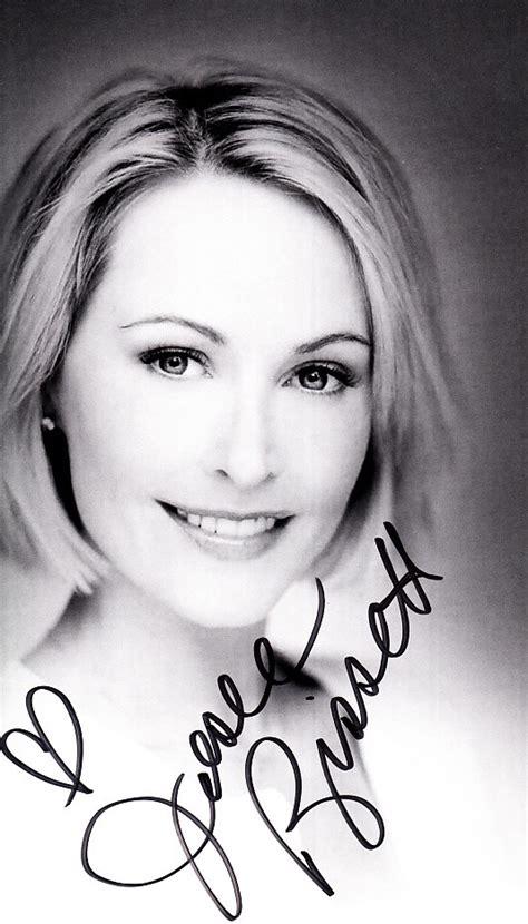 actress last name black josie bissett autographed black white photo actress