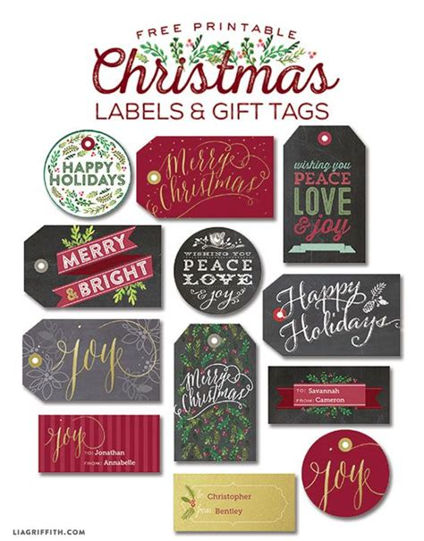 falala designs gift tags gift tags labels to print