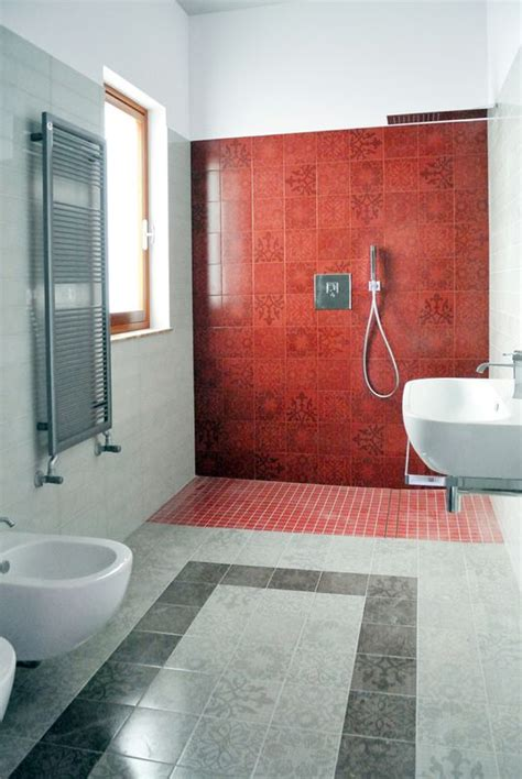 On Suite Bathroom Definition by Vibrant Color And Suspended Ceilings Define Modern