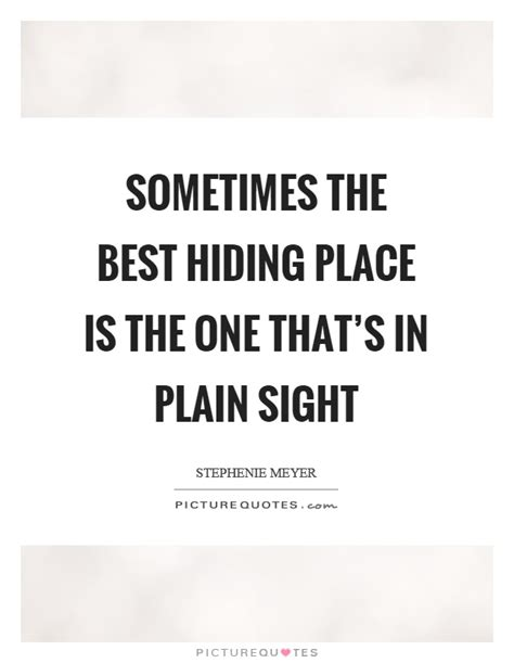 hide in plain sight 100 inspiring ways to improve your travel photography books hiding quotes hiding sayings hiding picture quotes