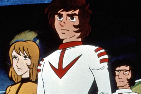 Anime 70s by Wwii Warships In Space 70s Anime Blazers Is