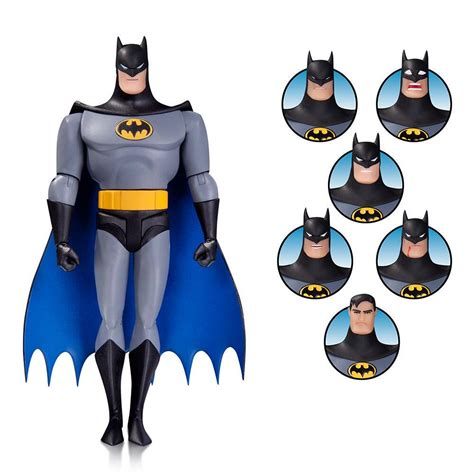 Batman Tas Dc Collectibles the blot says batman the animated series wave 6 6 figures