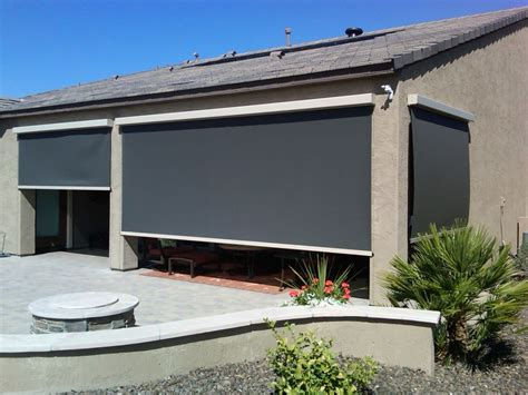 blinds shutters and awnings exterior shades awnings and security shutters