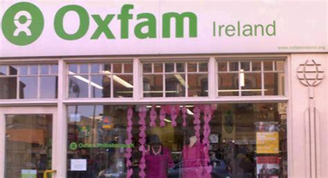 Oxfam Ireland Fair Trade Shop by Oxfam Phibsboro Charity Shop Ireland