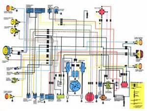 1974 cb250 wiring diagram