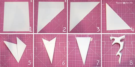 How To Make Snowflake From Paper - repeat crafter me 26 snowflake for project snowflake