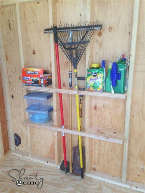 Garage Storage Between Studs 17 Garage Organization Ideas You Must Do This Season
