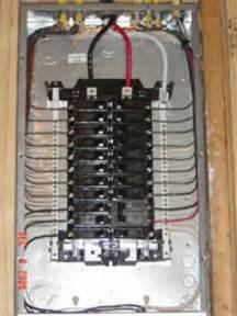 circuit breaker panels detroit area electricians rader