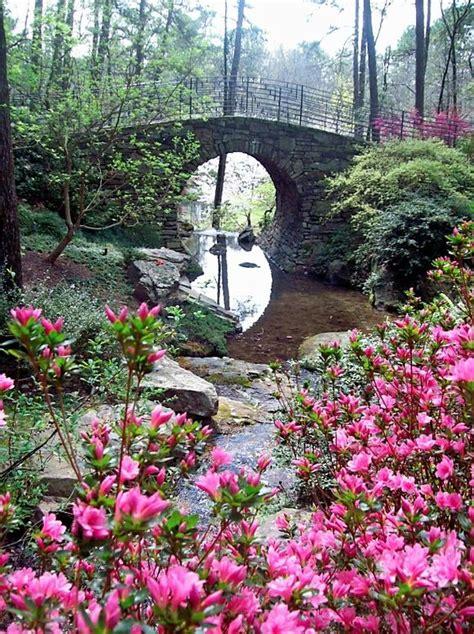 garvan woodland gardens springs arkansas