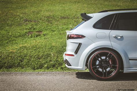 Porsche Macan Magnum by Techart Magnum Turbo Macan Eaters Of Roads Auto Class