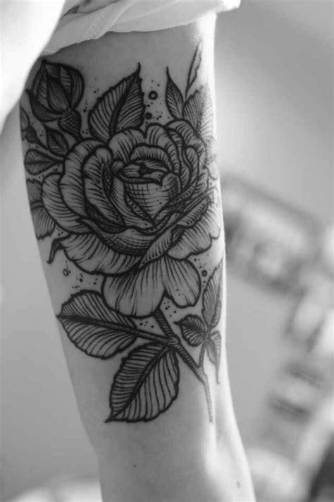 daisy tattoo tumblr black and white www pixshark