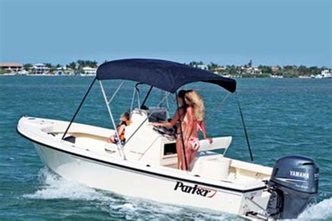 parker boat t top used parker boats for sale florida lund boat dealers in bc