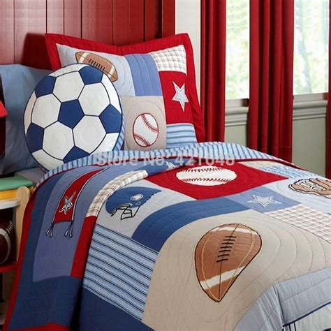 boys baseball bedding online buy wholesale football bedding from china football