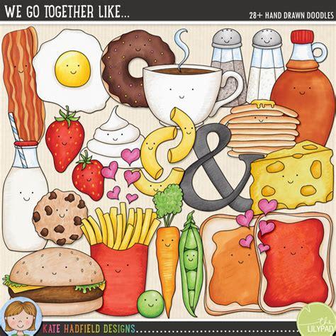 doodle food ltd doodles illustrations digital elements the lilypad