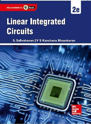 linear integrated circuit and its application linear integrated circuits