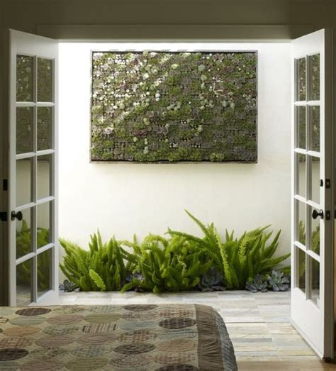 Cool Diy Green Living Wall Projects For Your Home Diy Green Wall Vertical Garden