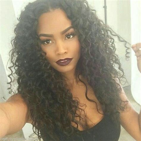 curly black hair sew in 17 best ideas about curly sew in on pinterest beautiful