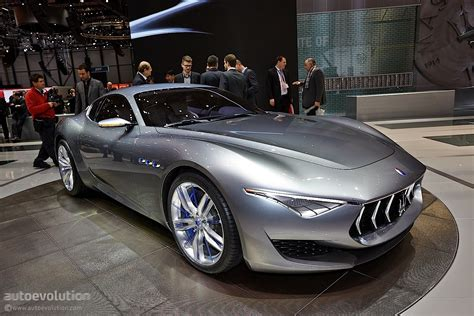 2017 maserati alfieri maserati to debut granturismo replacement in 2017 alfieri