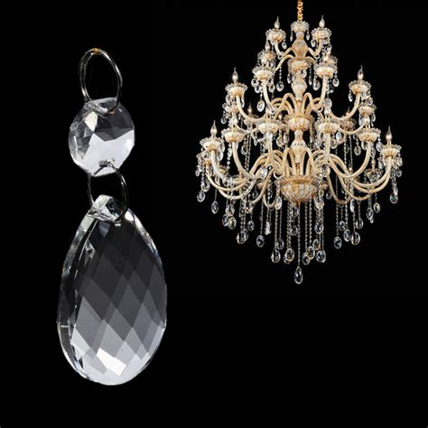 Online Buy Wholesale Glass Chandelier Drops From China Chandelier Drops Wholesale