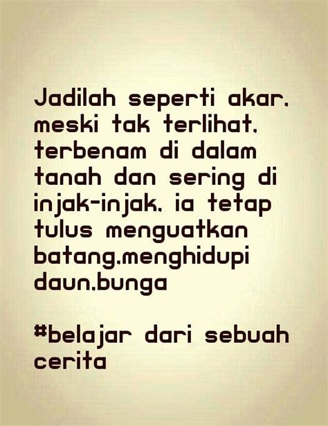 Quotes Kehidupan Sederhana