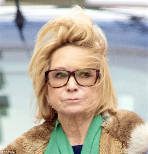felicity kendall hair newhairstylesformen2014 com felicity kendal battles the wild elements in london