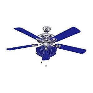 blue ceiling fans with lights tools home improvement lighting ceiling fans ceiling fans