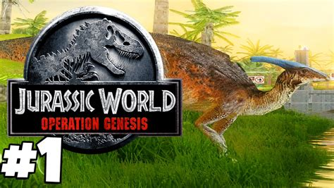 download game jurassic world the game mod jurassic park operation genesis jurassic world