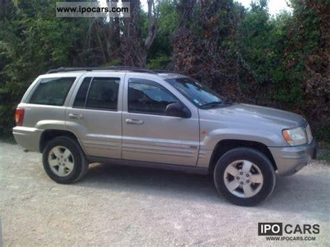 2001 Jeep Grand Road 2001 Jeep Grand Limited 3 1 Td Car
