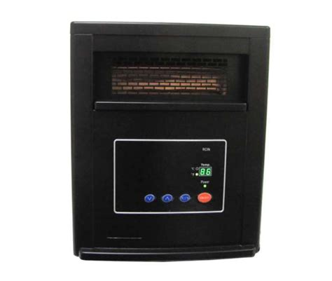 Heat Ls For by Lifesmart Renew Infrared Quartz Heater Ls1500 4 1500w Ls