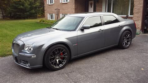Hellcat Replica Wheels Installed Chrysler 300c Forum