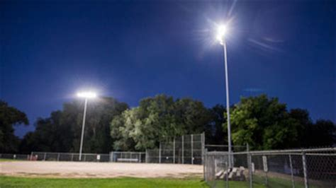 baseball field lighting cost recreational baseball field lighting packages