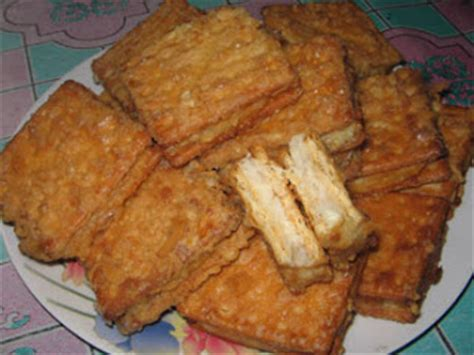 Cara Membuat Roti Malkist Goreng | resep cara membuat roti goreng lapis tape resep masakan