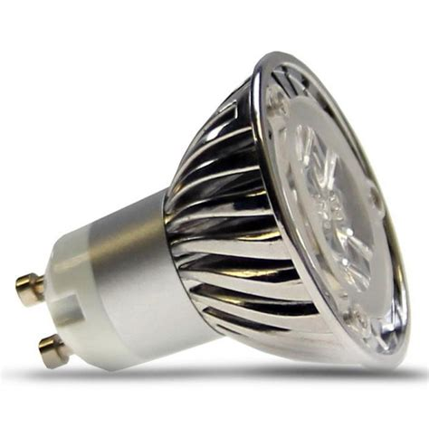 Gu10 Smdn Lumilife Led Light Bulb 3 Watt 45w Equivalent 1 Watt Led Light Bulb