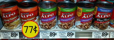 alpo canned food new alpo canned food coupon 77 162 food at publix