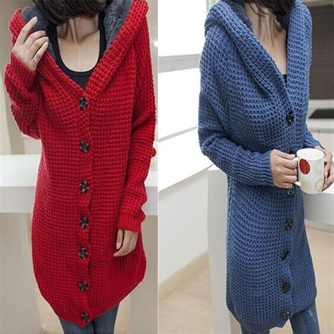 pattern hooded cardigan 2014 autumn new fashion plus size women thick warm hooded