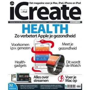 Icreate Magazine Detox My Mac by Icreate Magazine 60 Health Appleweetjes