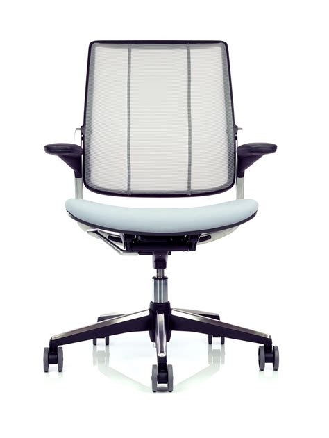 Humanscale Office Chair by Humanscale Diffrient Smart Mesh Office Chair