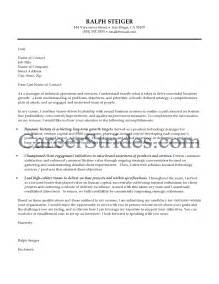 information technology cover letter sles