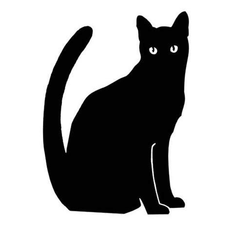 tattoo black cat silhouette black cat tattoo tattoo lawas