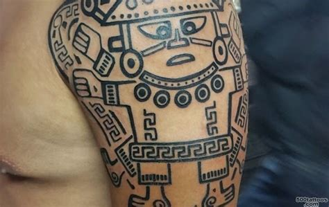 inca tattoos photo num 4624